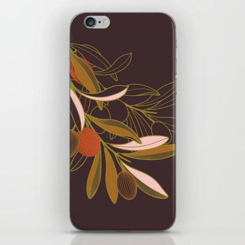 Free wallpapers for phone and phone case by illustrator Tatiana Voloshyna